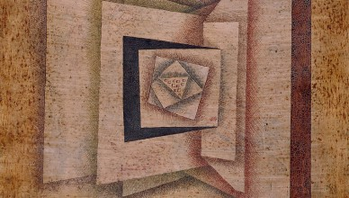 aul Klee, Open Book (Offenes Buch), 1930